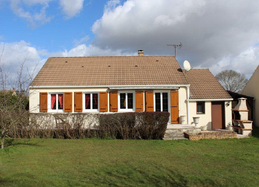 Maison à vendre 85m2 à Dammartin-en-Goële