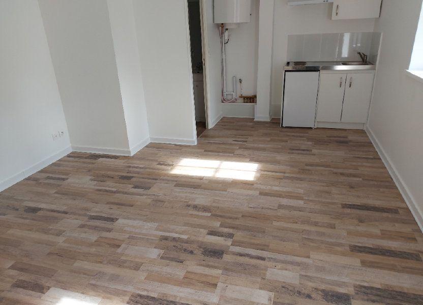Appartement à louer 18.95m2 à Senlis