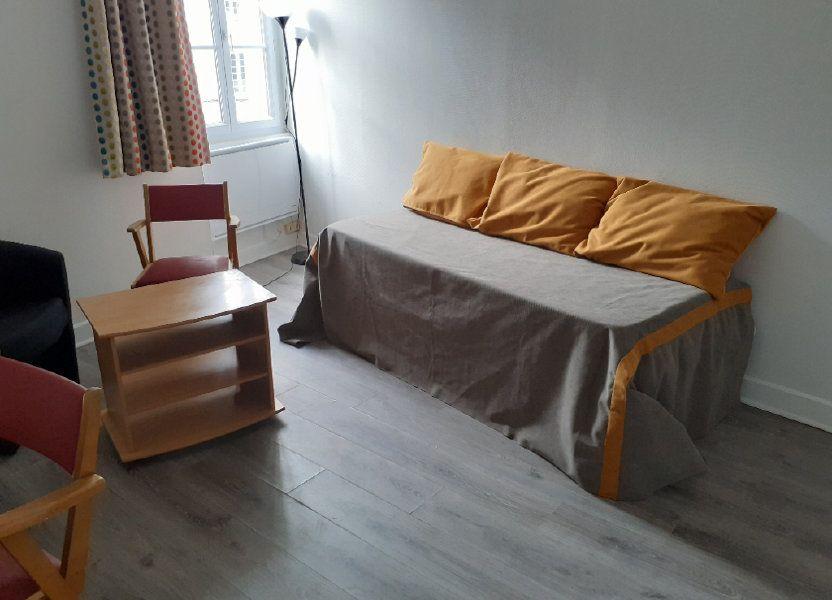 Appartement à louer 22.1m2 à Senlis