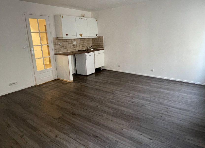 Appartement à louer 31.76m2 à Senlis