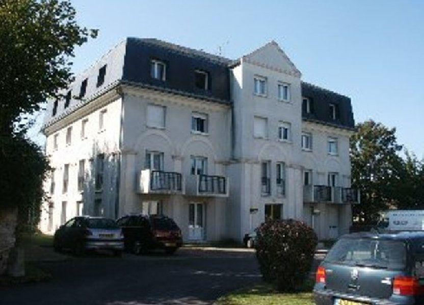 Appartement à louer 49.78m2 à Senlis