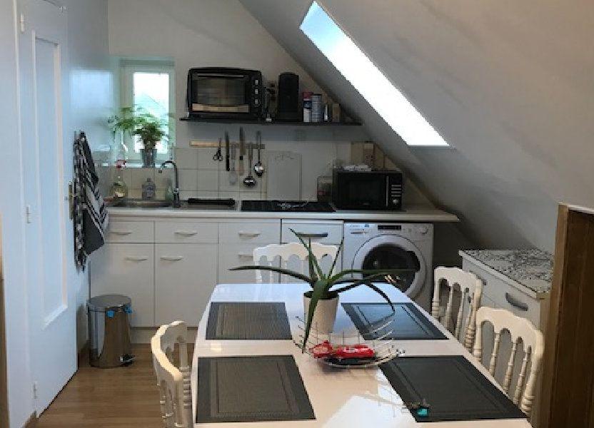 Appartement à louer 23.76m2 à Le Plessis-Belleville