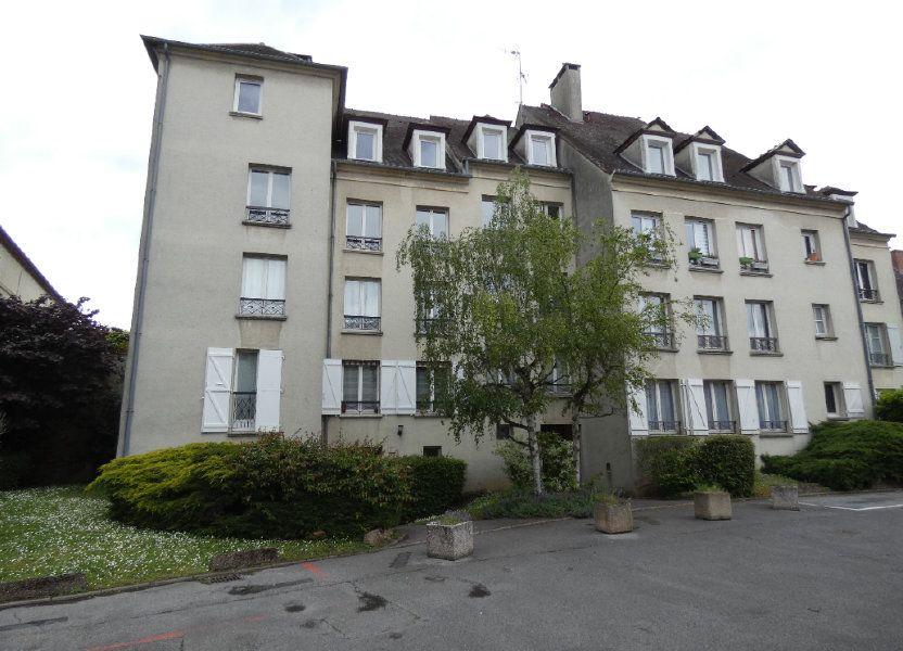 Appartement à louer 34.91m2 à Senlis