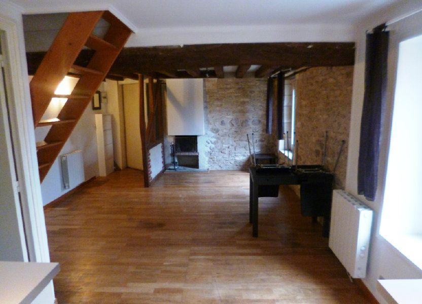 Appartement à louer 39.53m2 à Senlis
