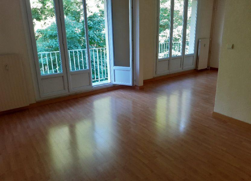 Appartement à louer 72.19m2 à Senlis