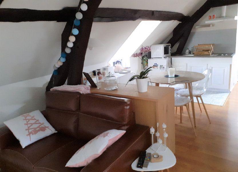 Appartement à louer 35.64m2 à Senlis