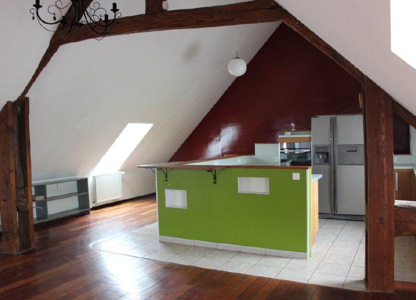 Appartement à louer 119.78m2 à La Chapelle-en-Serval