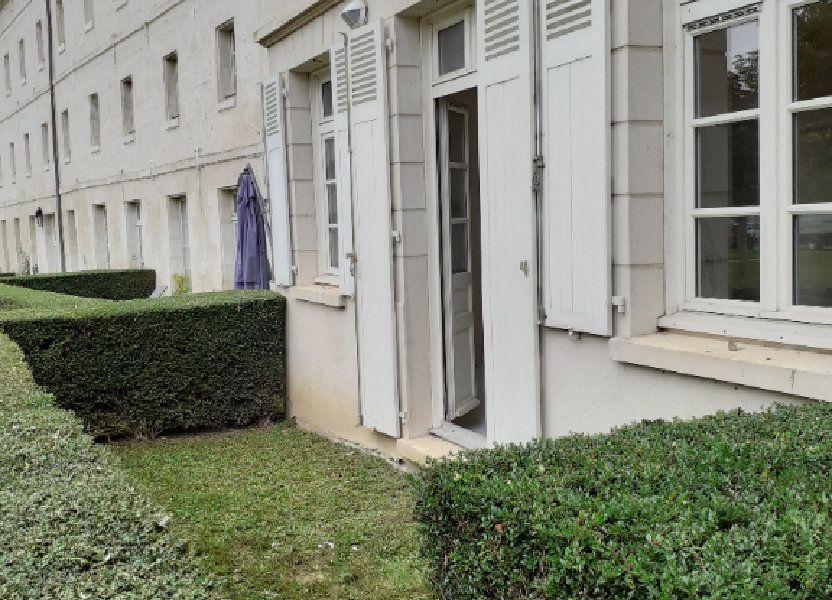 Appartement à louer 32.28m2 à Senlis