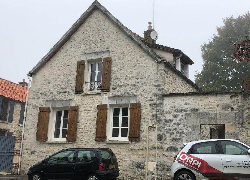 Maison à louer 87.57m2 à Mont-l'Évêque