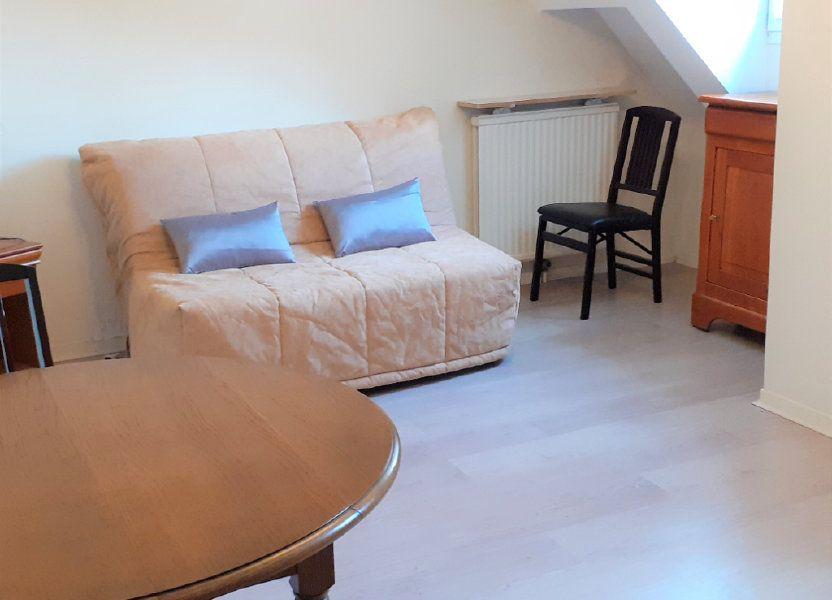 Appartement à louer 26.33m2 à Senlis