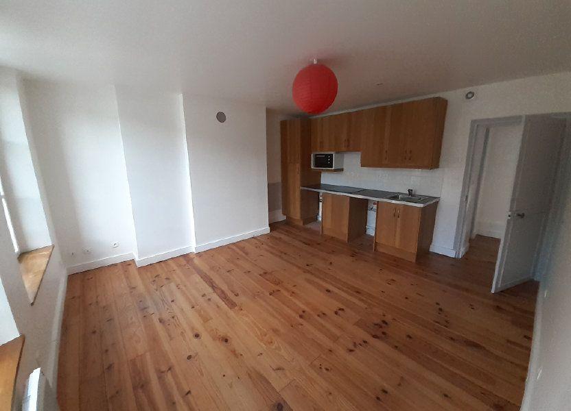 Appartement à louer 49.4m2 à Ermenonville