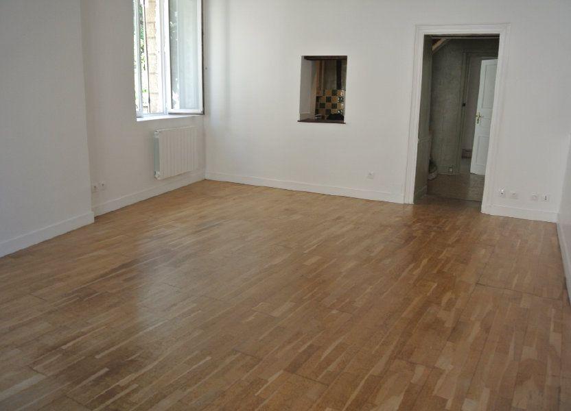Appartement à louer 49.94m2 à Senlis