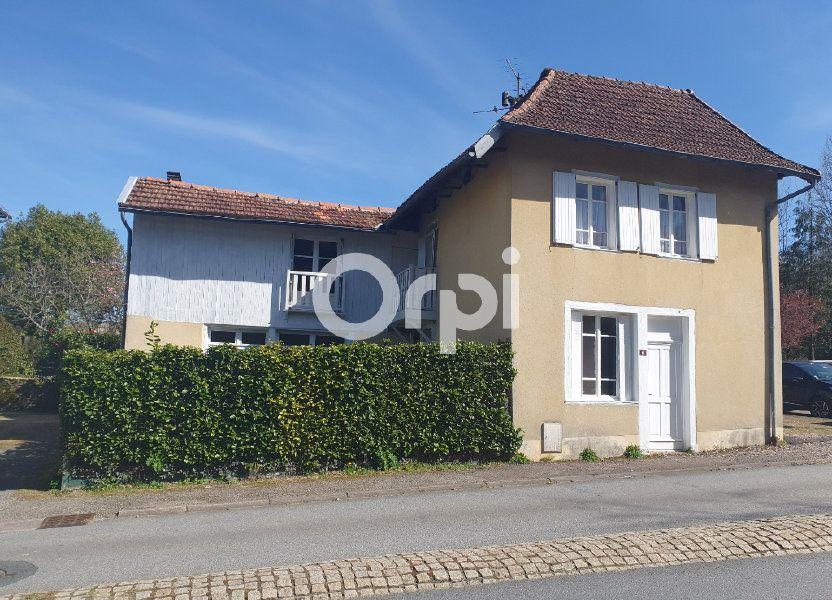 Maison à vendre 114m2 à Sainte-Fortunade