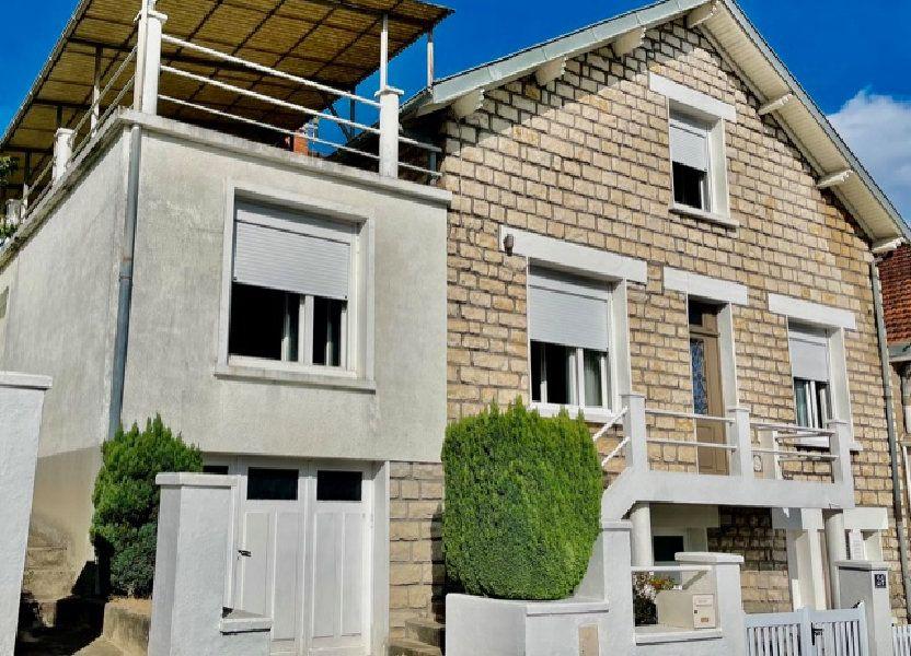 Maison à vendre 142m2 à Brive-la-Gaillarde