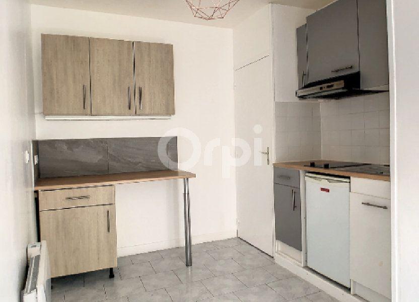 Appartement à louer 23m2 à Brive-la-Gaillarde