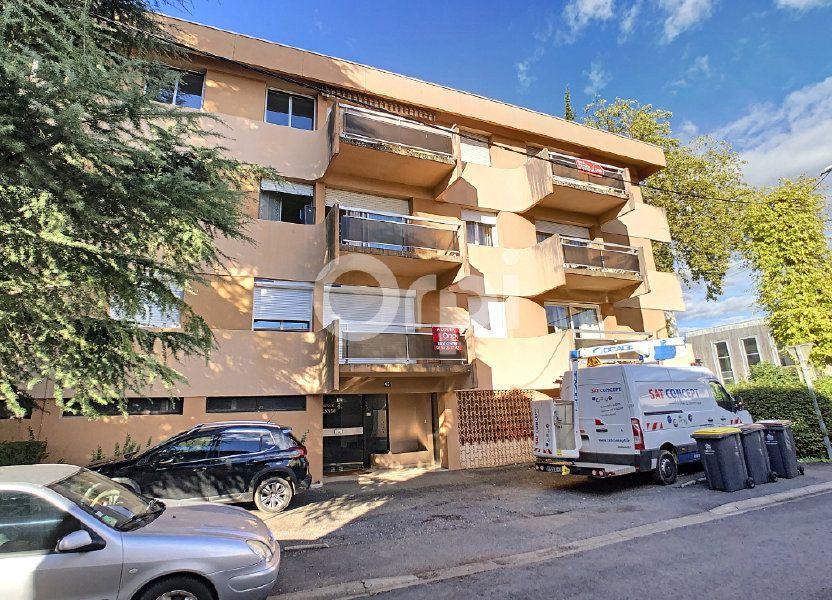 Appartement à louer 43m2 à Brive-la-Gaillarde