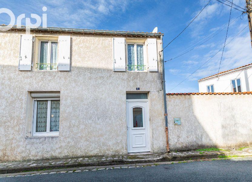 Maison à vendre 110m2 à Bourcefranc-le-Chapus