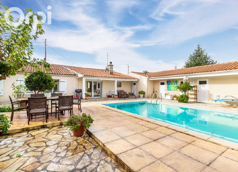 Maison à vendre 185m2 à Bourcefranc-le-Chapus