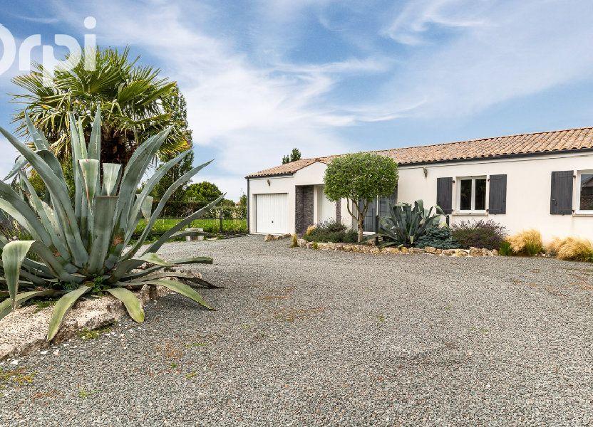 Maison à vendre 115m2 à Bourcefranc-le-Chapus