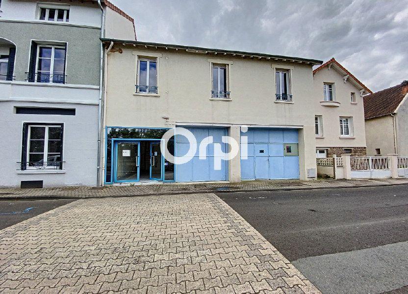 Maison à vendre 130m2 à Saint-Éloy-les-Mines