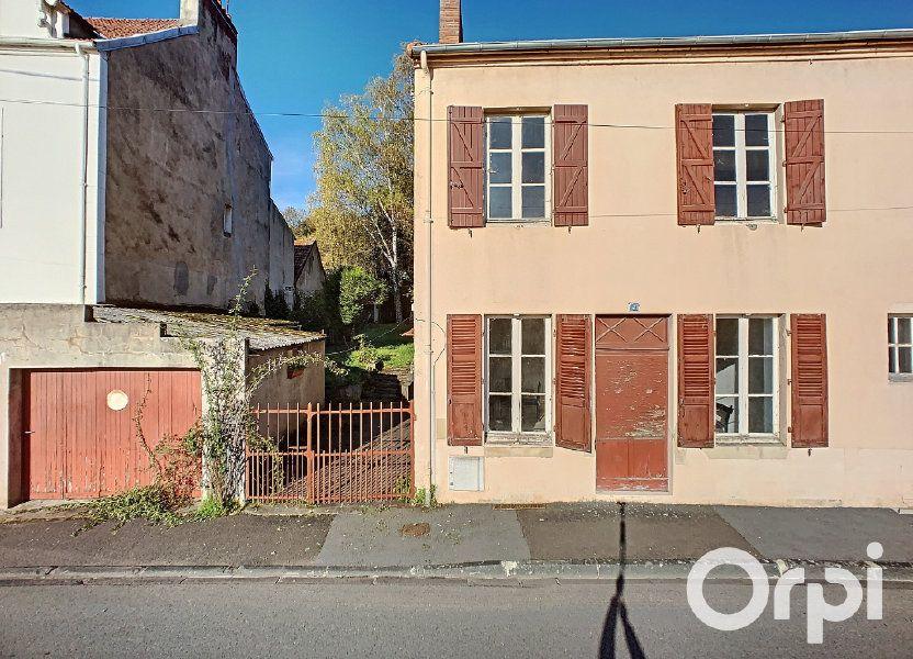 Maison à vendre 122m2 à Saint-Éloy-les-Mines