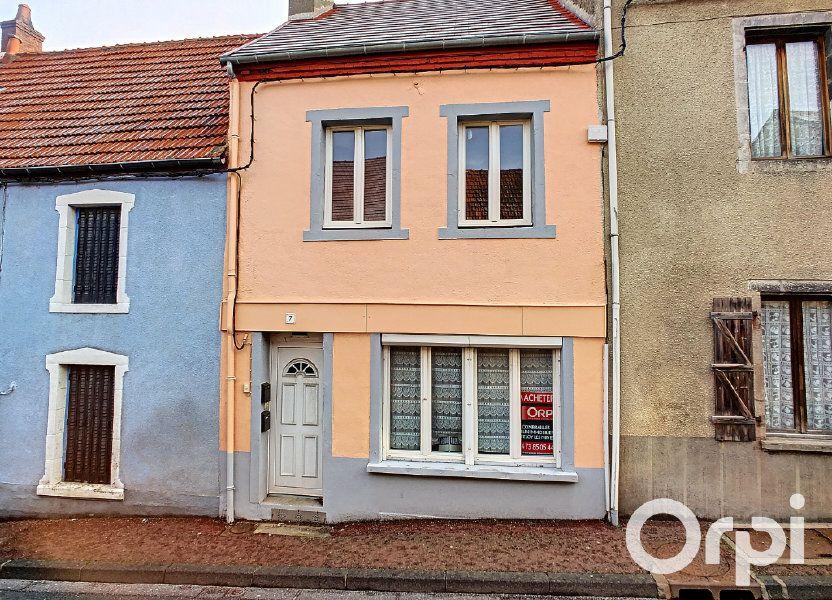 Maison à vendre 69.1m2 à Montaigut