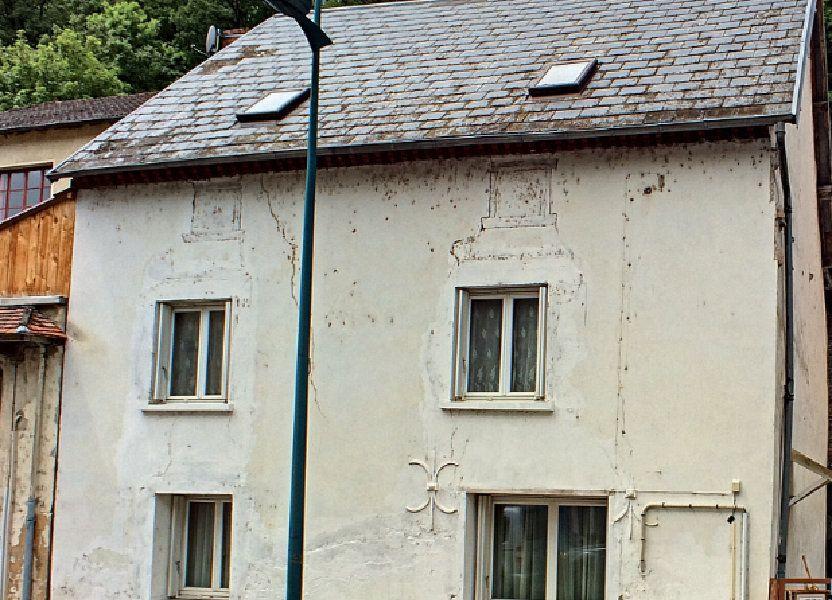 Maison à vendre 120m2 à Châteauneuf-les-Bains
