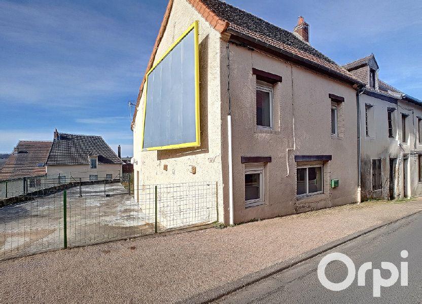Maison à vendre 80m2 à Montaigut