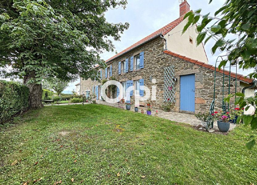 Maison à vendre 245m2 à La Crouzille