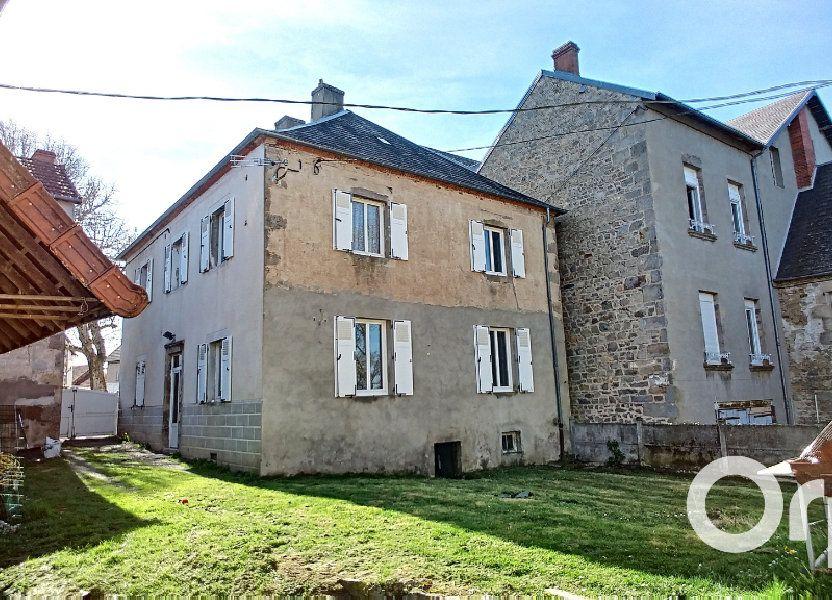 Maison à vendre 150m2 à Saint-Priest-des-Champs