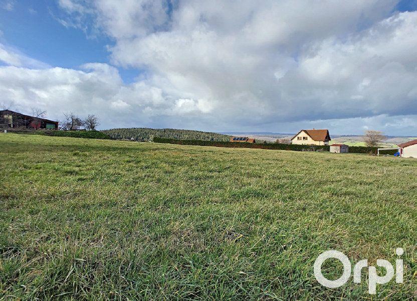 Terrain à vendre 1475m2 à Saint-Quintin-sur-Sioule