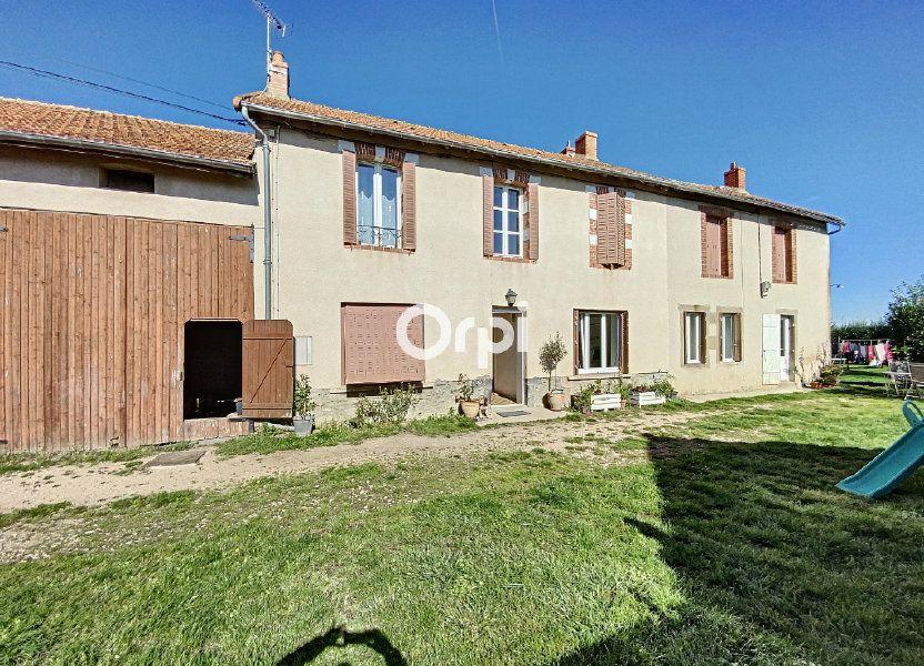 Maison à vendre 166m2 à Saint-Éloy-les-Mines