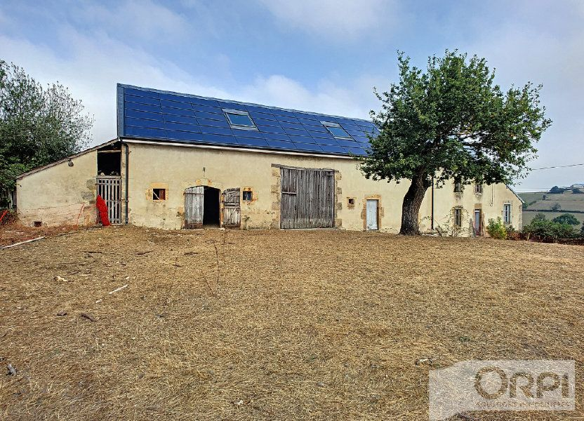 Maison à vendre 115.6m2 à Bussières