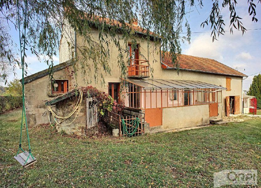 Maison à vendre 135m2 à Saint-Éloy-les-Mines