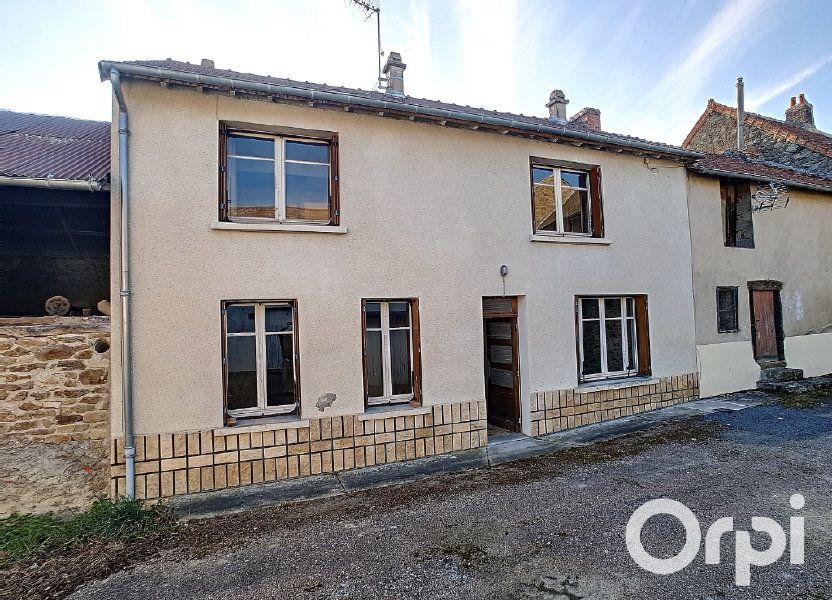 Maison à vendre 103.09m2 à Pionsat
