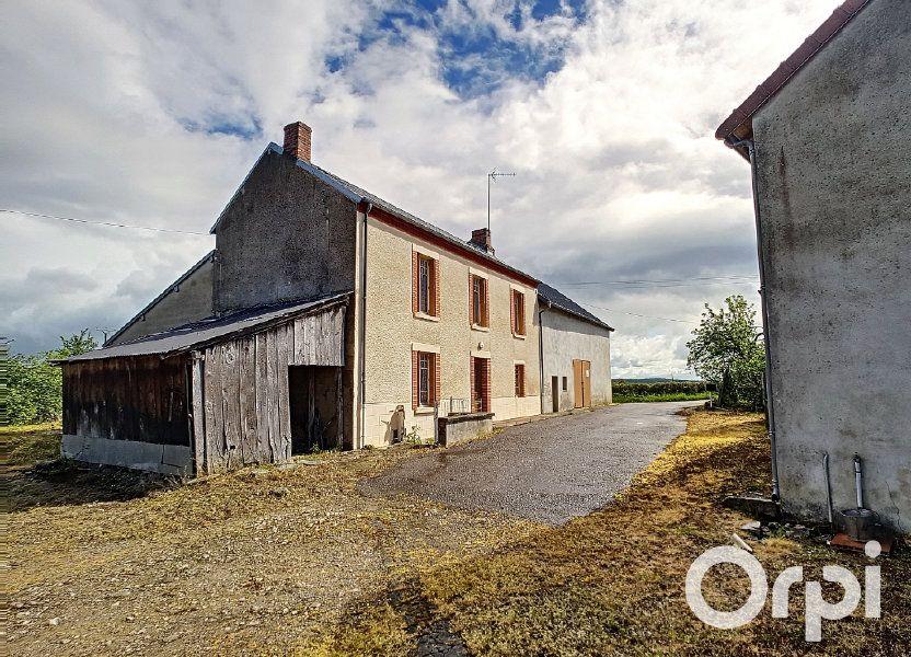 Maison à vendre 162.51m2 à Marcillat-en-Combraille