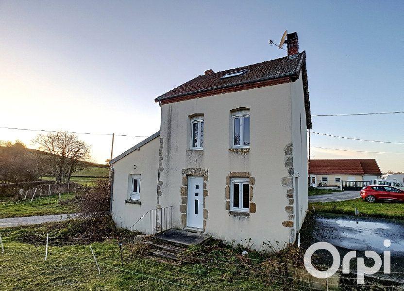 Maison à vendre 83m2 à La Cellette