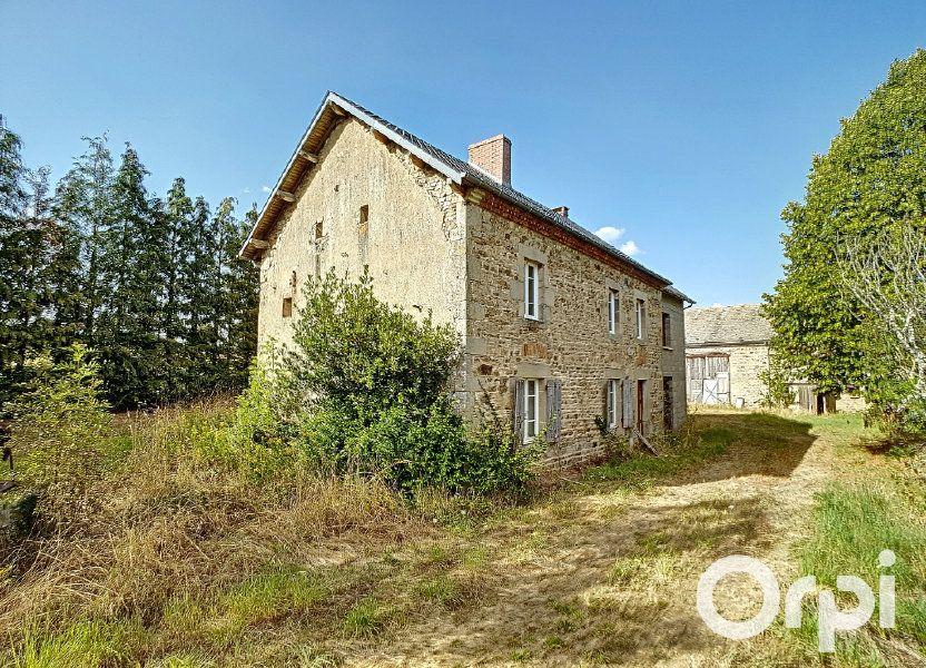 Maison à vendre 107m2 à Saint-Maigner
