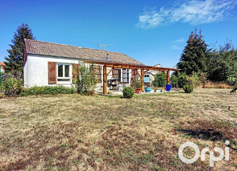 Maison à vendre 90m2 à Montel-de-Gelat