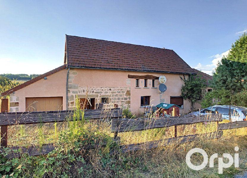 Maison à vendre 84m2 à Espinasse