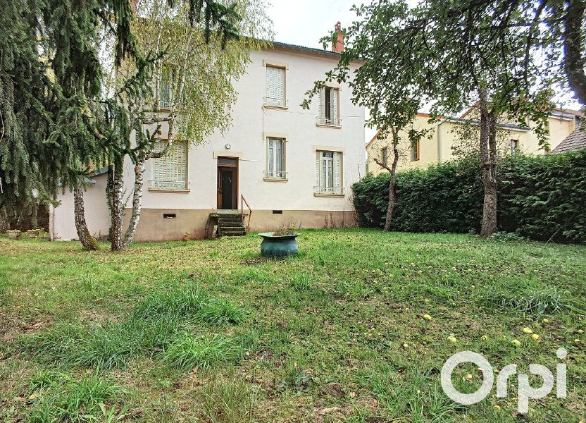 Maison à vendre 171.52m2 à Pontaumur