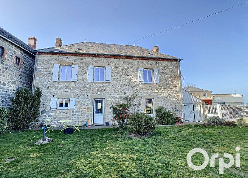 Maison à vendre 126m2 à Saint-Priest-des-Champs