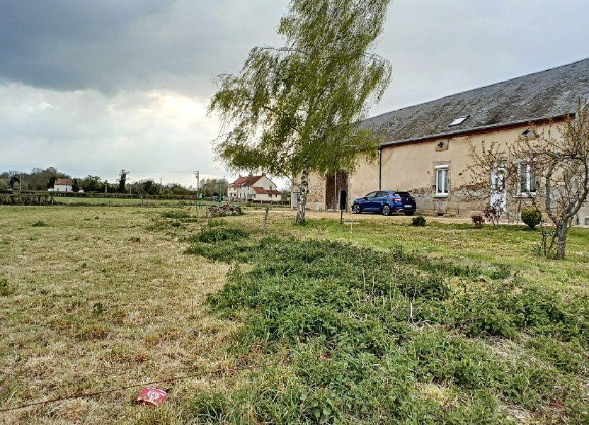 Maison à vendre 148m2 à Durdat-Larequille