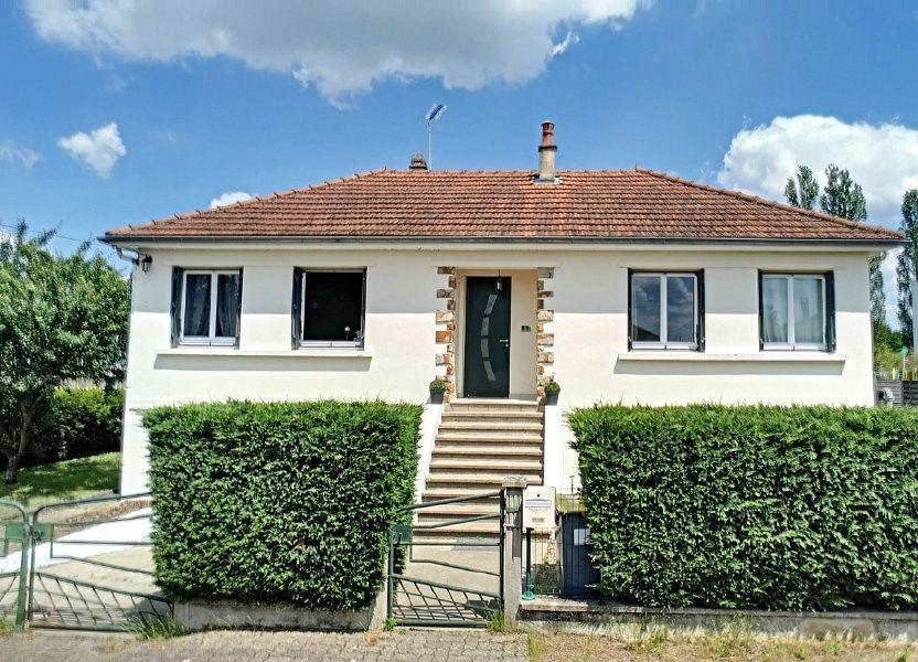 Maison à vendre 130m2 à Commentry