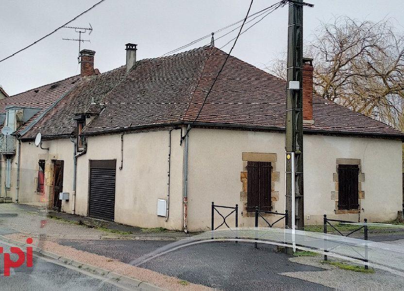 Maison à vendre 130m2 à Voussac