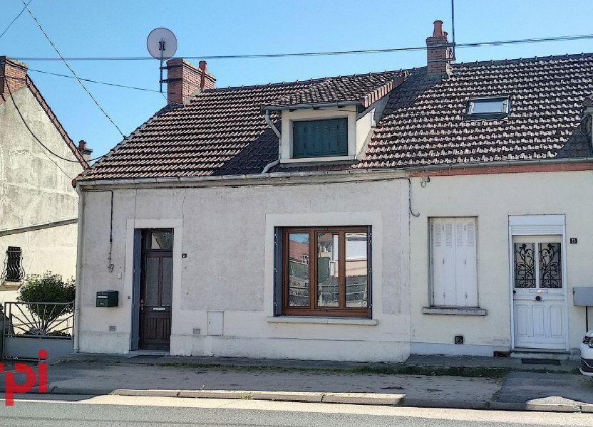 Maison à vendre 75m2 à Doyet