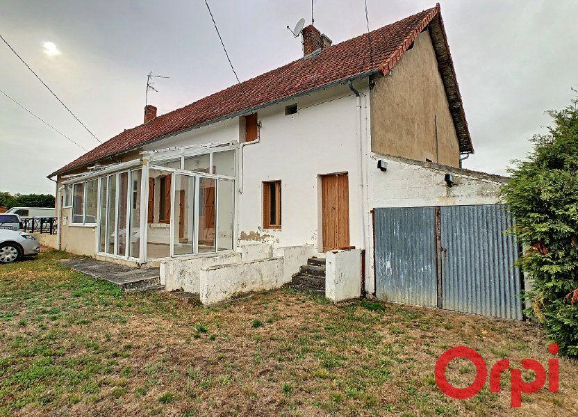 Maison à vendre 101m2 à Néris-les-Bains
