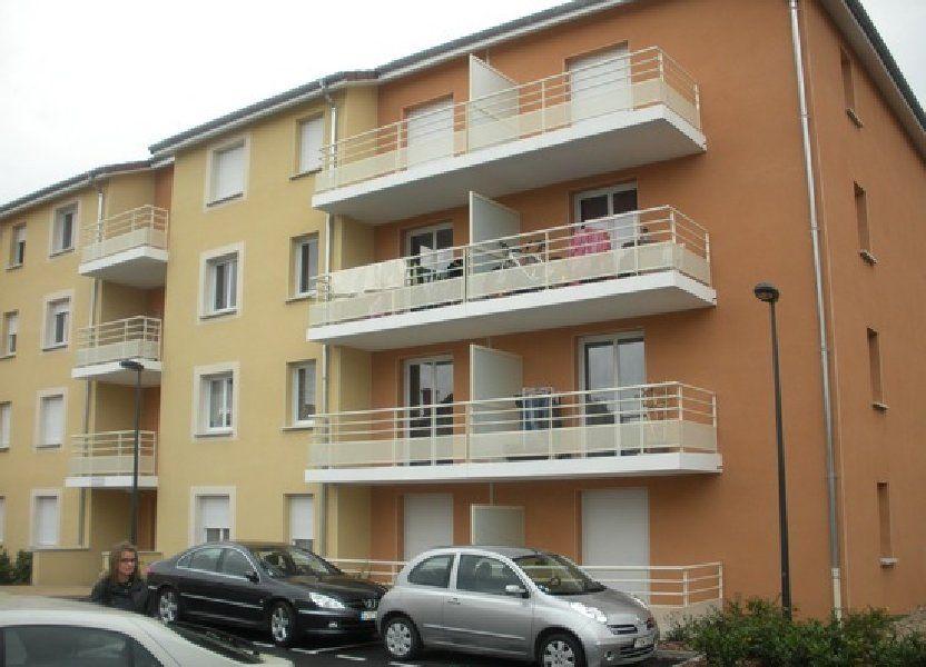Appartement à vendre 61.84m2 à Montluçon