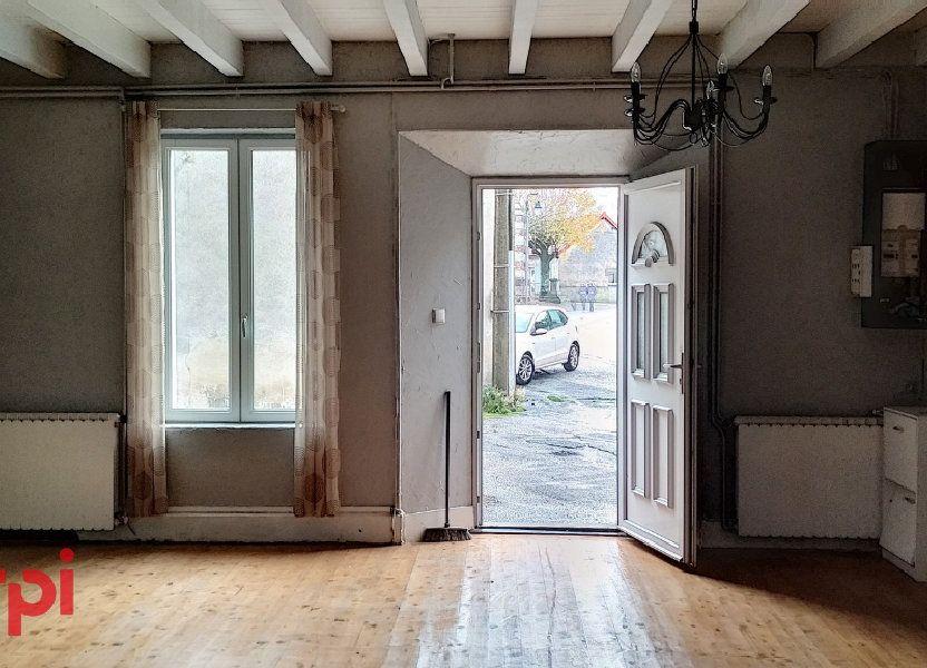 Maison à vendre 100m2 à Louroux-de-Bouble
