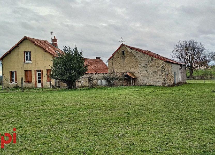 Maison à vendre 100m2 à Chirat-l'Église